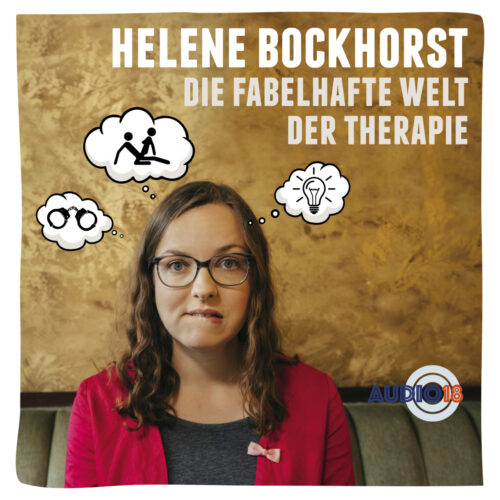 Cover Helene Bockhorst Die fabelhafte Welt der Therapie